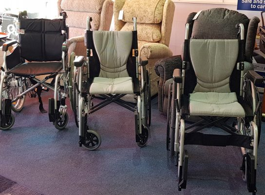 Second Hand Wheelchairs