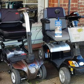 Second Hand Mobility Scooters
