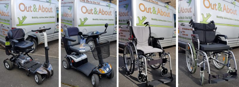 Second Hand Mobility Equipment